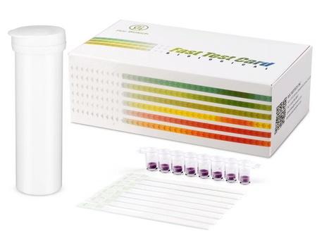 Malachite Green Rapid Test Strip (Water and Tissue)